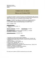 Compte-rendu du conseil municipal du 8 octobre 2020